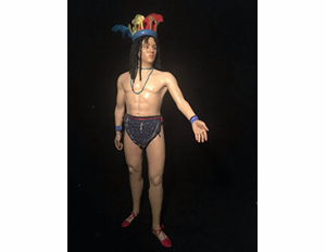 希臘神話蠟像館Greek Mythology Wax Museum